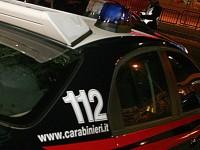 carabinieri auto 112