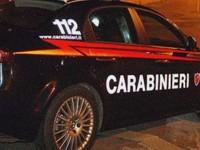 carabinieri-auto notte