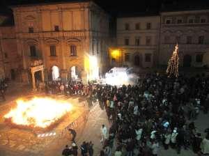 festa san silvestro capodanno piazza grande 2010
