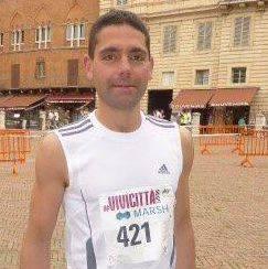 La vittima Jacopo Boscagli (foto del profilo Facebook)