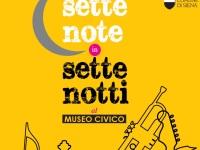 locandina Sette note per sette notti