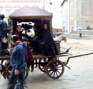 medici set dustin carrozza by mancuso