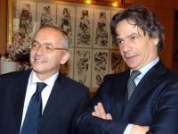 Antonio Vigni e Giuseppe Mussari