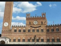 palazzo comunale clet sorriso