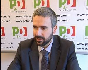Dario Parrini, segretario regionale Pd